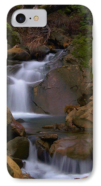 Mix Canyon Creek Phone Case by Bill Gallagher