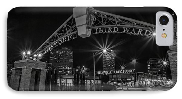 Mke Third Ward IPhone Case