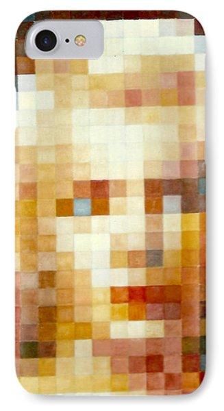 Marylin IPhone Case by Henryk Gorecki