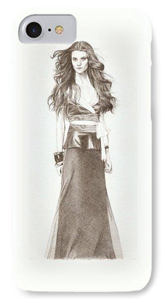Model Phone Case by Nur Adlina