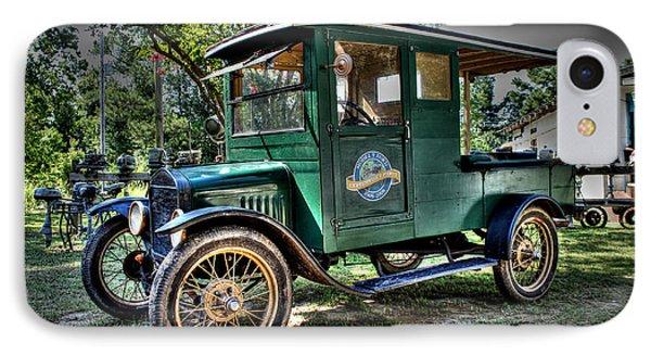Model T Truck In Bon Secour Al IPhone Case