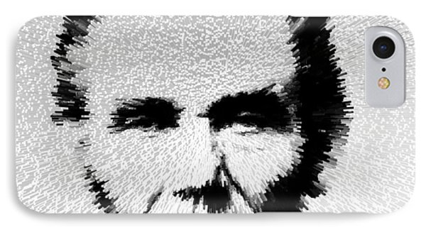 Modern Abe - Abraham Lincoln Art By Sharon Cummings Phone Case by Sharon Cummings