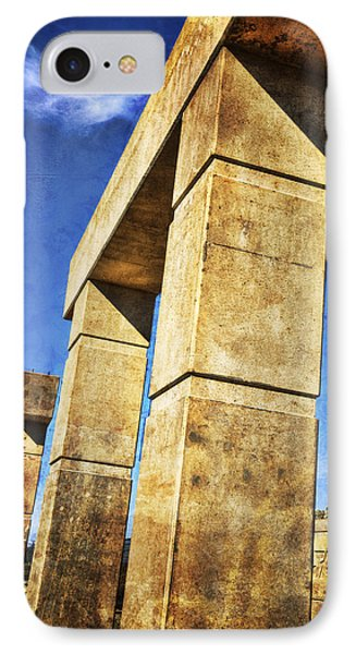 Modern Forum Phone Case by Joan Carroll