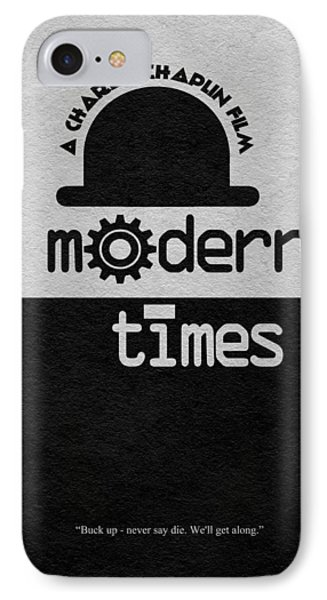Modern Times IPhone Case