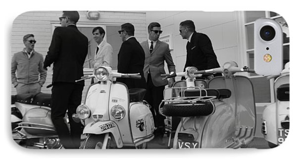 Mods And Suits IPhone Case