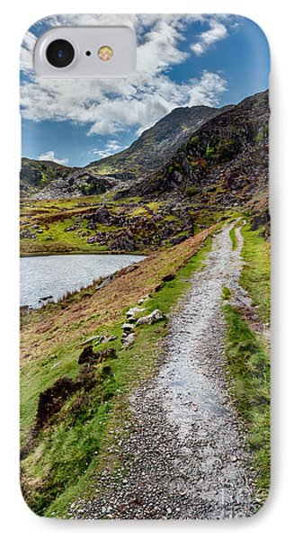 Moel Siabod Phone Case by Adrian Evans