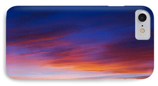Mogollon Rim Afterglow IPhone Case