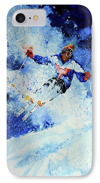 Mogul Mania IPhone Case by Hanne Lore Koehler
