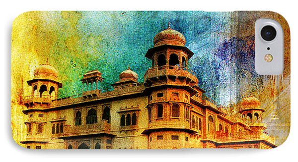 Mohatta Palace Phone Case by Catf