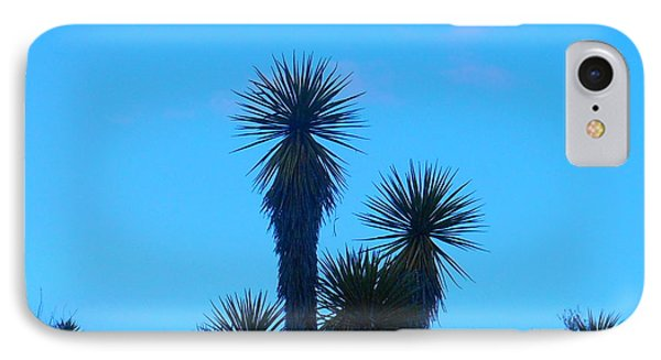 Mohave Blue IPhone Case
