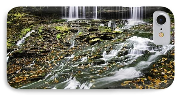 Mohawk Falls 1 IPhone Case