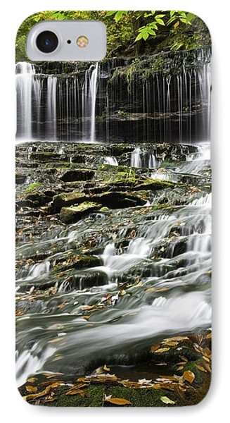 Mohawk Falls 2 IPhone Case