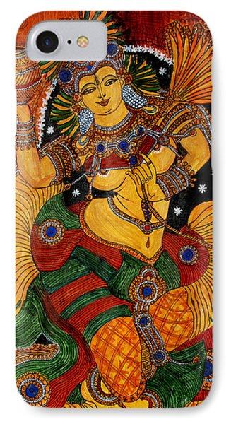 Mohini Phone Case by Saranya Haridasan