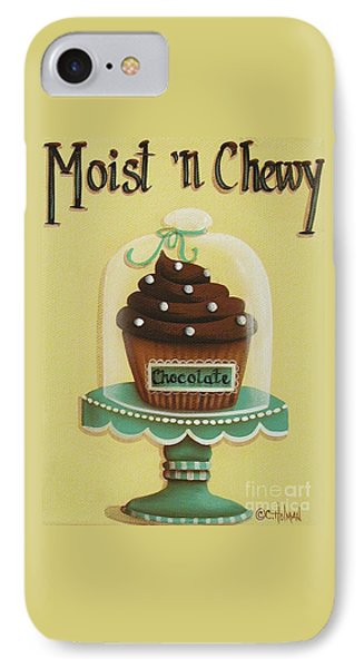 Moist 'n Chewy Phone Case by Catherine Holman