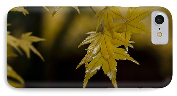 Moist Yellow IPhone Case