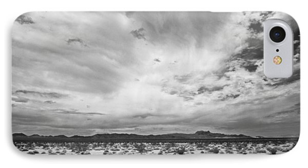 Mojave National Preserve Phone Case by Mike Herdering