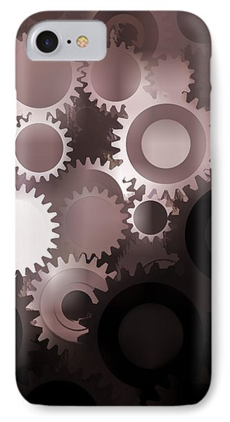 Mojo Synchronicity IPhone Case by Bob Orsillo