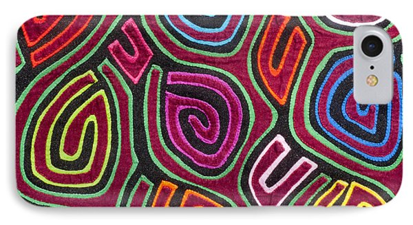 Mola Art IPhone Case by Heiko Koehrer-Wagner