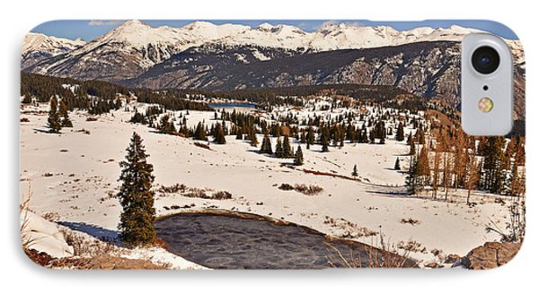 Molas Pass Winter IPhone Case