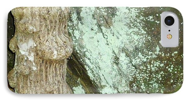 Mold On Rock IPhone Case by Pete Trenholm