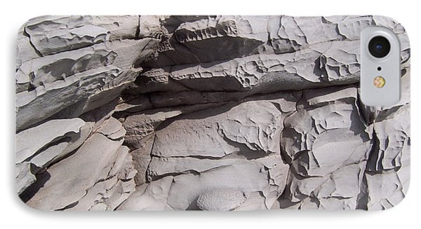 IPhone Case featuring the photograph Molded Rocks 2 by Sheila Byers