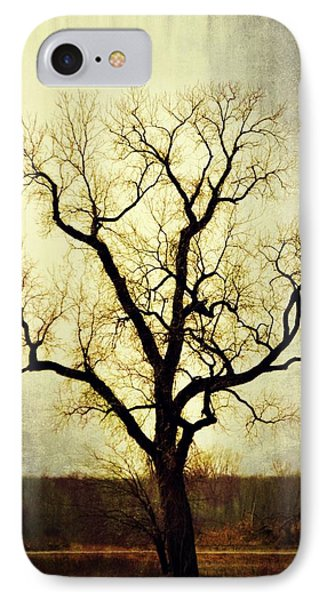 Molted Tree Phone Case by Marty Koch