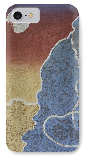 Moment Of Meditation IPhone Case