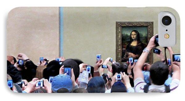 Mona Mobbed IPhone Case