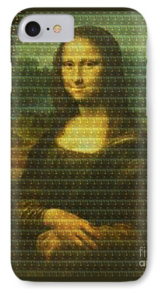 Mona Mosaic IPhone Case