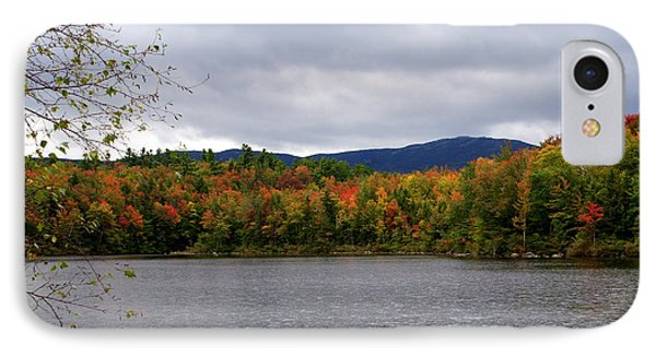 Monadnock In Fall View 4 IPhone Case by Lois Lepisto