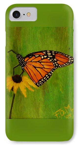 Monarch  IPhone Case