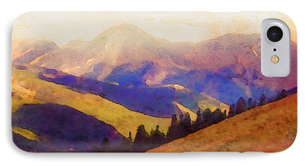Monarch Pass Colorado IPhone Case
