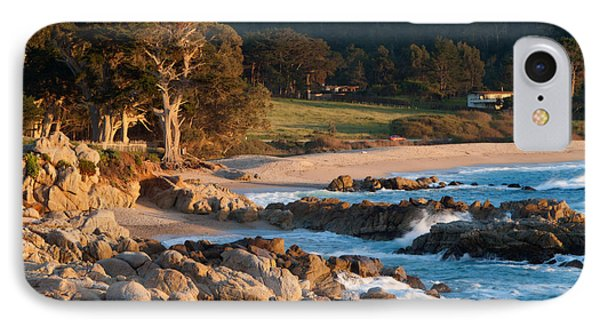 Monastery Beach In Carmel California IPhone Case
