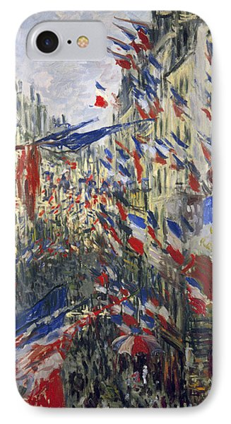 Monet: Montorgeuil, 1878 Phone Case by Granger