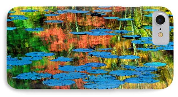 Monet Reflection Phone Case by Inge Johnsson