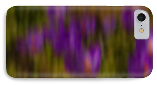 Monet's Garden IPhone Case by Sandi Mikuse