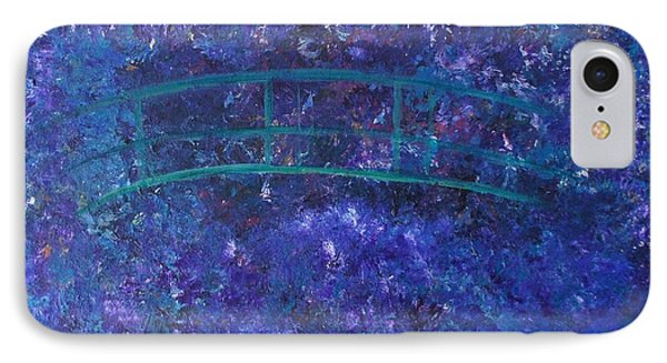 Monet's Place Phone Case by Kristine Bogdanovich