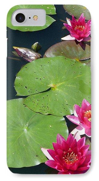 Monet's Waterlilies IIi IPhone Case