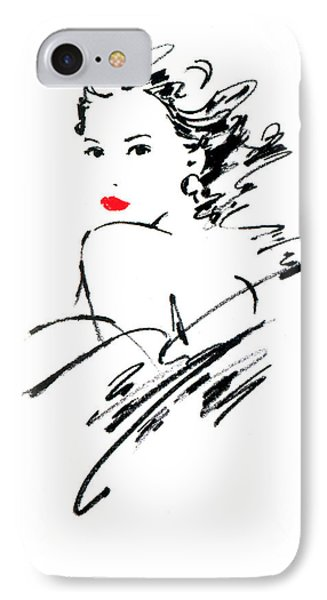 Monique Variant 1 IPhone Case