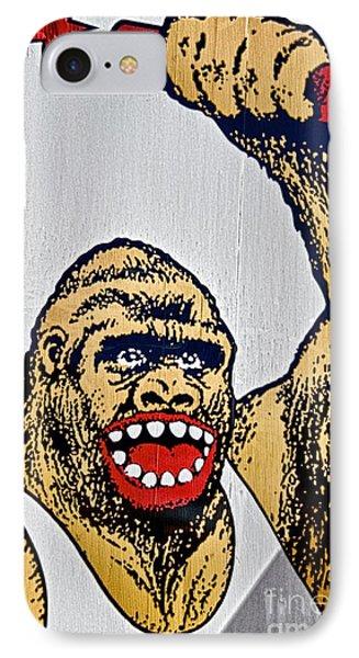 Monkey Around Phone Case by Ken Williams