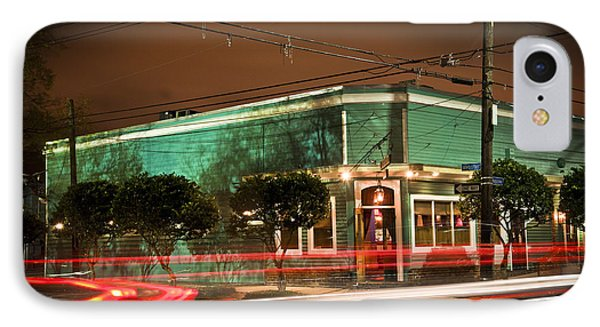 Monkey Hill Bar In Uptown New Orleans IPhone Case by Ray Devlin