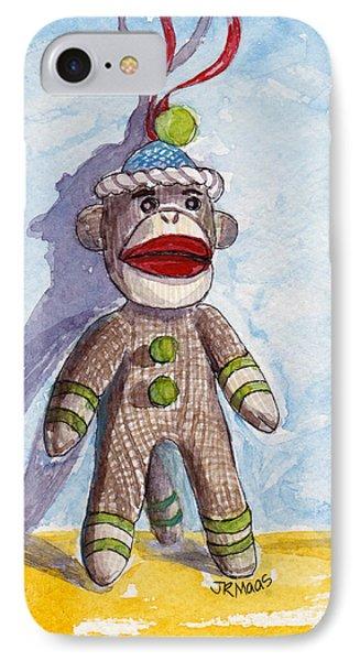 Monkey See Monkey Do IPhone Case