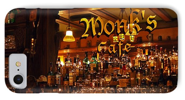 Monks Cafe IPhone 7 Case