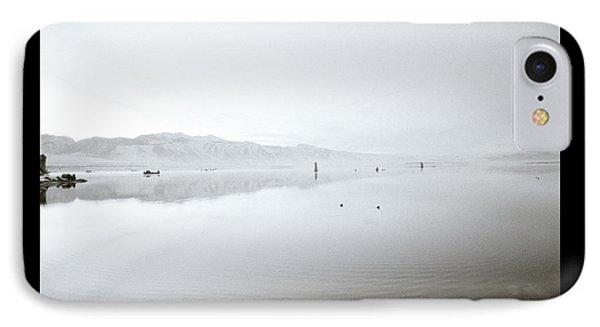 Mono Lake Serenity IPhone Case by Shaun Higson