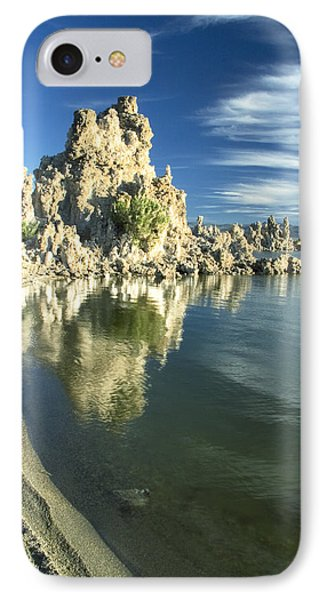 Mono Lake Shoreline Rock IPhone Case