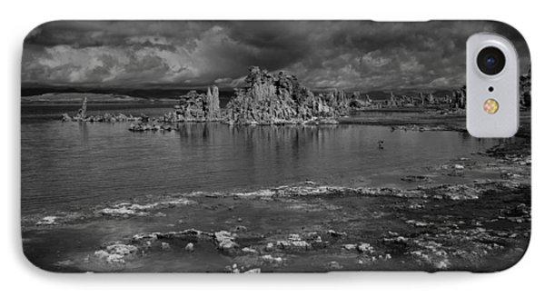 Mono Lake Tufa IPhone Case by Ralph Vazquez
