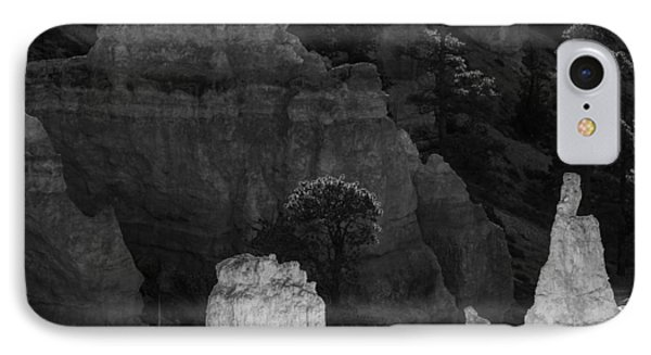 Monochrome Morning IPhone Case by Joseph Smith