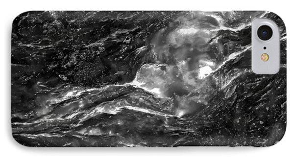 Monochrome Sea Phone Case by  Onyonet  Photo Studios
