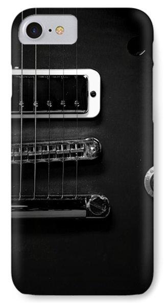 Monochrome Yamaha 3 Phone Case by David Weeks