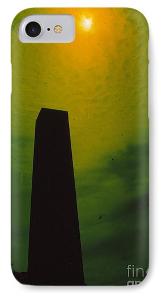 IPhone Case featuring the photograph Monolith by Jesse Ciazza